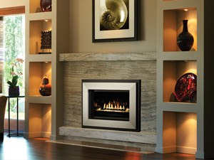 564 Diamond-Fyre GreenSmart Gas Fireplace