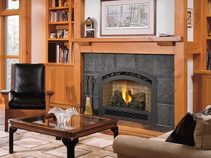 564 Space Saver GreenSmart Fireplace