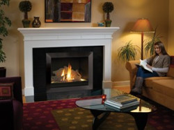 864 HO Diamond-Fyre GreenSmart Gas Fireplace