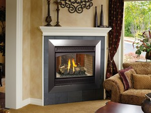864 See-Thru GreenSmart Gas Fireplace